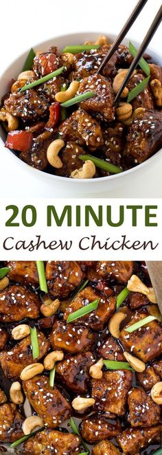 Delish. Next time use less cashews and chop into smaller pieces.