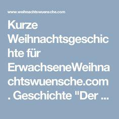 """Kurze Weihnachtsgeschichte für ErwachseneWeihnachtswuensche.com. Geschichte """"Der kleine Wichtel"""""""