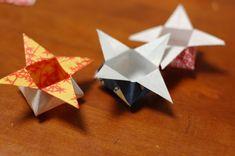 mairuru: How to make a Origami box