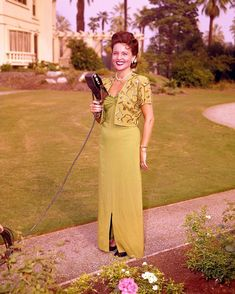 Betty White in the 40s.  Awesomeness that spans decades.