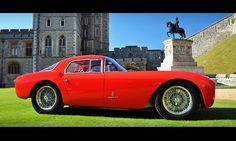 Maserati A6GCS Pininfarina Berlinetta