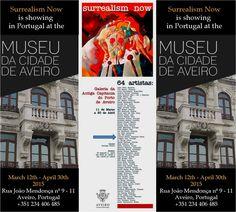 SURREALISM NOW - Museu da Cidade de Aveiro, Portugal :: Lubomir-art
