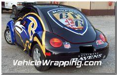 Baltimore Ravens VW