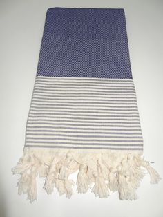 Pestemal#46 Turkish Towels, Beach Towel, Picnic Blanket, Hand Weaving, Cotton, Athens Greece, Hand Knitting, Picnic Quilt, Weaving