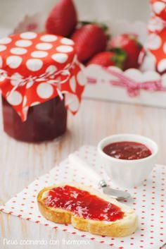 Mermelada de fresas TMX