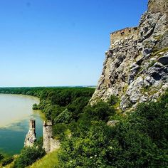 Devin Castle is just 15 minutes from Bratislava and it's honestly one of the coolest castles we've EVER seen! It's also one of the oldest in Slovakia ➡ with a history dating back to Bratislava, Castles, Survival, Old Things, Dating, Europe, Explore, Adventure, History