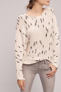 Ponga Spotted Pullover - anthropologie.com                              …