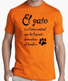 Camiseta El gato domesticador