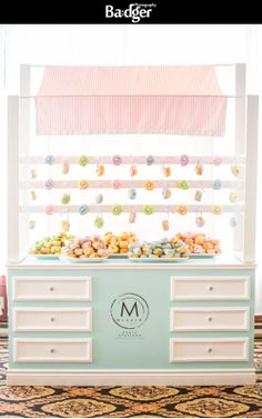 DONUT STATION: Maddy K Party Stations available exclusively at www.joesprophouse.com