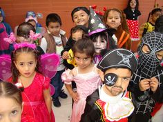 Celebracion del día de los niños y las niñas