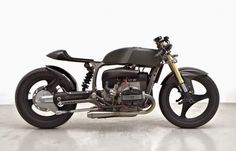 BMW Cafe Racer Saltracer by Skrunkwerks #motorcycles #caferacer #motos | caferacerpasion.com
