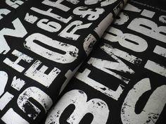 type print