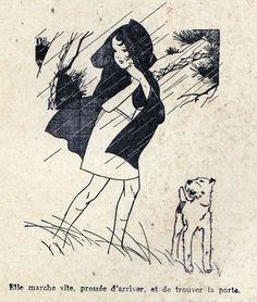 """""""Le Petit Roi Malgré Lui"""" de T. Trilby avec des illustrations de Manion Iessel chez Flammarion - 1937"""