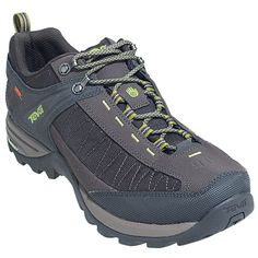 Teva 4162-BLKO Mens Waterproof eVent Mush Hiking Shoes Men Hiking, Running  Sneakers, 46c03bbc70
