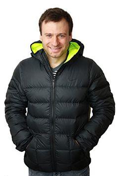 Nike Mens Alliance 550 Down Jacket Black/Volt . Nike Jacket, Nike Men, Winter Jackets, Black, Women, Fashion, Winter Coats, Moda, Nike Vest