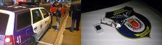 SANGUE AZUL: Guarda Municipal de Curitiba prende dupla após roubo