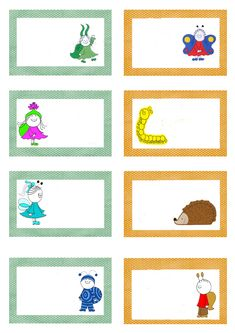 Crafts For Kids, Kids Rugs, Printables, Cartoon, Childcare, Blog, Decor, Crafts For Children, Decoration