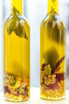 Portuguese Piri Piri Oil Recipe