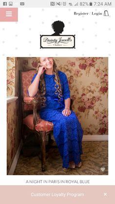 Sydney Wedding, Royal Blue, Dresses, Fashion, Vestidos, Moda, Fashion Styles, Dress, Fashion Illustrations