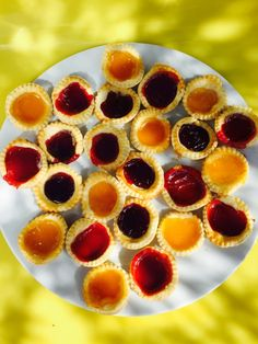 Easy jam tarts | cooking with kids #kidsrecipe Daisies & Pie