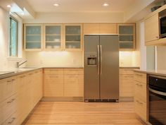 bamboo kitchen cabinets - Google Search