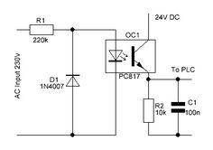 Pin by dinesvion dinesvion on Optocoupler chip, circuit