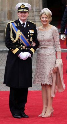Princess Máxima of the Netherlands.. very pretty.