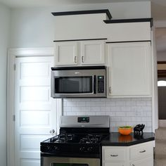 Hometalk :: Kitchen Cabinet Makeover (Actually, It Was More Like Plastic Surgery).