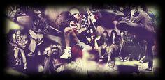 Las Converse y el Rock N' Roll #converse #rock