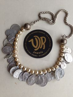 Antique Religion charms pearls silver mix and match