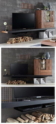 Die Unverwechselbare #Wohnzimmer Serie NW 550 Von Wöstmann #Designmöbel  Besticht Durch Den Einzigartigen Materialmix