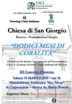 Dodici Mesi di Coralità a Brescia http://www.panesalamina.com/2014/22599-dodici-mesi-di-coralita-a-brescia.html