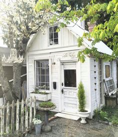 ~*~*My dream potting shed*~*~