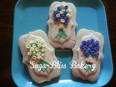 Bouquet cookies