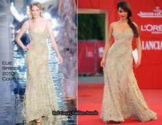 Yasmine Al Masri in Elie Saab Couture