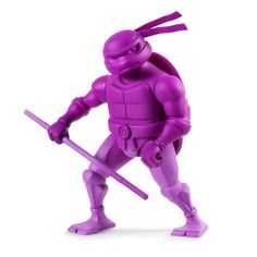 "TMNT Donatello 8"" Medium Figure - Kidrobot - 1"