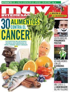 Muy Interesante España | Diciembre 2016 | 30 alimentos contra el...