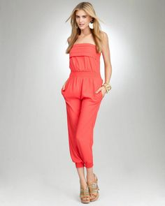 baby pink jumpsuit.simply love it.