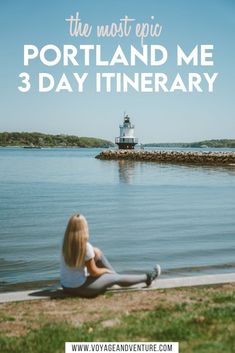 The Most Epic Portland ME 3 Day Itinerary. The best things to do in Portland Maine in 3 days. If you haven't visited the Portland Maine area yet, it's time to put it on your destination list. Portland has delicious foods, amazing history and lots of activities for adventure seekers. Portland is perfect for a long weekend destination or an extended vacation getaway! | Portland Itinerary | New England Itinerary | new England Road Trip | Maine Itinerary | best things to do in Maine | #portland Usa Travel Guide, Travel Usa, Travel Guides, Travel Maine, Travel Tips, Beautiful Places To Visit, Cool Places To Visit, Oregon, Arizona