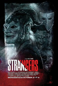 New Psychological Short Thriller 'Strangers'