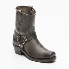 Frye Harness Boots