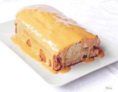 Dessert Recipes, Desserts, Cheesecake, Food, Dulce De Leche, Banana, Tailgate Desserts, Deserts, Cheesecakes