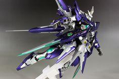 hobbynotoriko's MG 1/100 Gundam Amazing Exia A.S.T CUSTOM: Photo Review, Info http://www.gunjap.net/site/?p=293061
