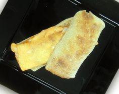 - Tortilla enrollada -