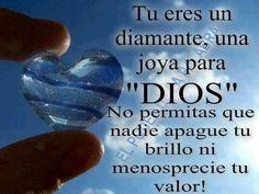 Eres un diamante para Dios!