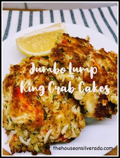 Honey Balsamic Glaze, Chocolate Ganache Frosting, King Crab Legs, Cheesy Potatoes, Sweet 16 Parties, Crab Cakes, What To Cook, Tandoori Chicken, Seafood Recipes