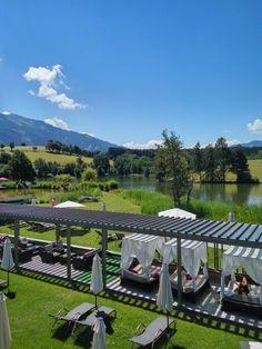 Baden im Ritzensee - Ritzenhof Hotel & Spa am See Hotel Spa, Golf Courses, Enjoying The Sun, Summer