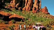 LA Times list of top 100 things to do in Arizona.  Can we make it to them all!?!?