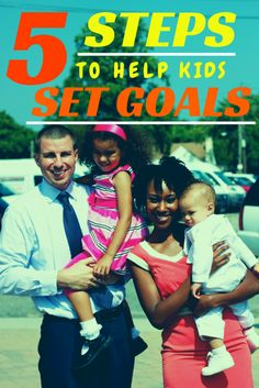 How to Help Your Kids Set New Year Goals - Weather Anchor Mama