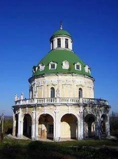 Храм  Рождества Богородицы в Подмоклово